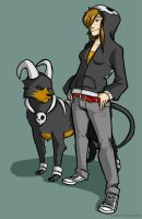Houndoom Trainer