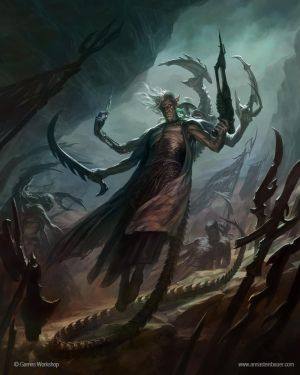 WH40k Haemonculus Covens by depingo