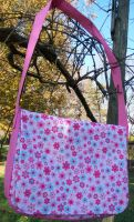 Flower Power Bag by Miss-Star-Bucket