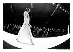bent view of la fashion week by cweeks