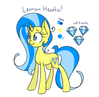 Lemon Hearts updated reference! by Lemon-Heartss
