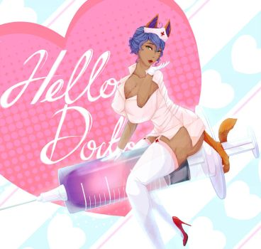 OF : Hello Doctor by kitsuine