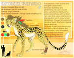 CE: Kayode Ref Sheet by Art-by-Ling