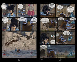 Selene BFOIY2 - Round 4 - Pages 11 and 12 by LukkiStarr