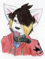 Silly Konicoon coloured by Wandering-wolves