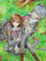 Vampire Knight: Rest time by 28maeko