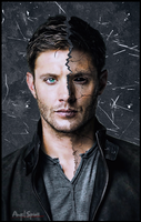 dean winchester //  supernatural by Angel--Spirit