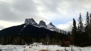 The Three Sisters by jmasker