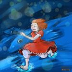 Ponyo by lamAble