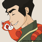 Bolin and Pabu by Jackie-lyn