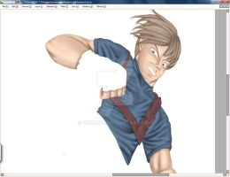 Resident Evil - WIP 5 by Reenave