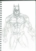 Batman arkham origins2 by dushans
