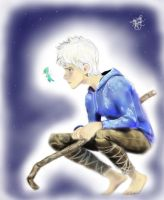 Jack frost and baby tooth by ArantxaLerman