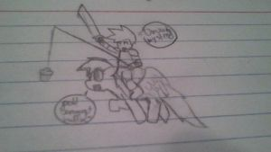 My stead is awesome by popo856