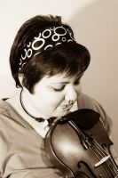 The violonist from quebec by huguesr6