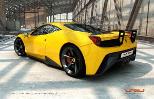 Ferrari 458 Italia GT - 9 by jmvdesign
