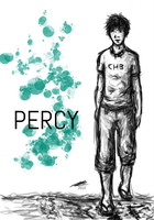 Percy Jackson by shadoefax