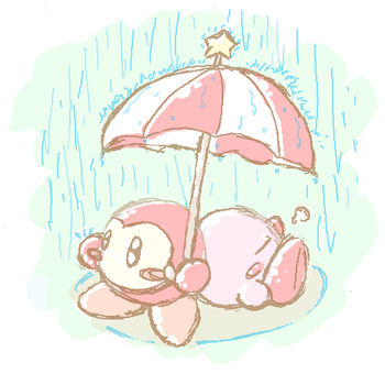 It rains in Dreamland, right? by Ti-Ly