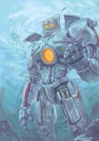Gipsy Danger by hosanna9
