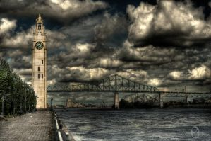 The Clock Tower '11 by ObscuraStudio