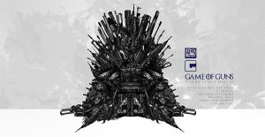 Game of Guns: The Iron Throne by Gosp