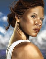 Kate Austen by hugyucom