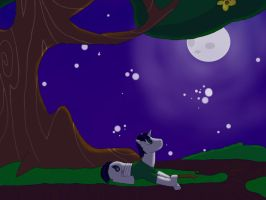 The Night of Fallen Star by Fanglore-and-Kain