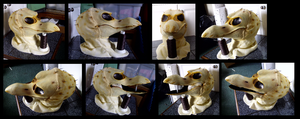 Hector Mask by CuriousCreatures