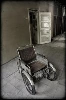 an unwelcomed seat by ninazdesign