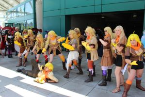anime expo 2014  gathering 10 by antshadow13
