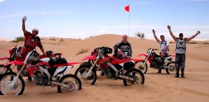 Dune riders by Tintnsound