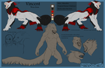 [VOLATIKAI] Vincent Were-Form | Reference Sheet by Tytoquetra