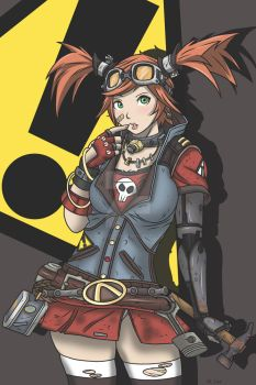 Gaige by Madcatstudios
