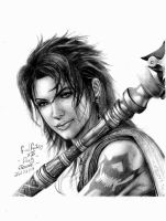 Fang - FF XIII by reniervivas666