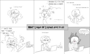 What League of Legends Does To Us by s0s2