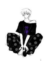 Prussia doodle by Dark--Gaia