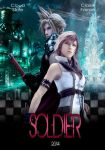 SOLDIER -Movie Poster- .:FanFiction:. by XxClaireStrifexX