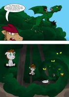 Ponytale~ The Everfree Pony (page 4) by MysticM
