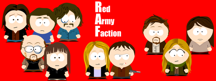Red Army Faction by rbuchanan