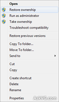 Restore Ownership to TrustedInstaller in Windows by Vishal-Gupta