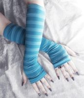 Piper Arm Warmers by ZenAndCoffee