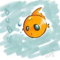 Bub the FiSH by xCMiiAH
