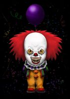 Pennywise by Lauramei
