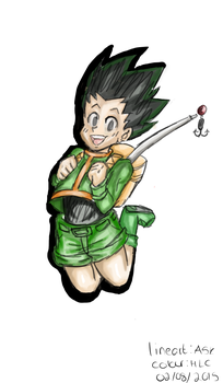 Gon! by TealAztec