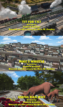 Small Railway Engines Title Cards by The-ARC-Minister