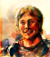 Arthur Pendragon by chanso