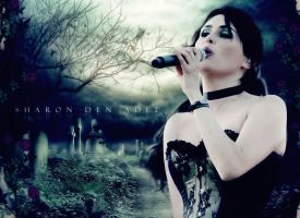 Within Temptation - Silver Moonlight by Ariella-melina