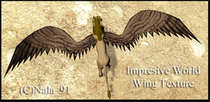Impressive World Wings by Nala91