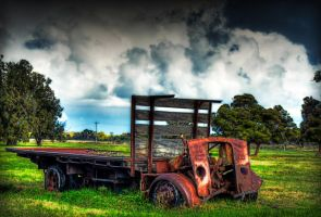 Old Truck by AbbottPhotoArt