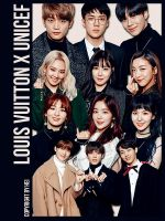 SMTOWN Louis Vuitton x UNICEF 10P png by hyukhee05